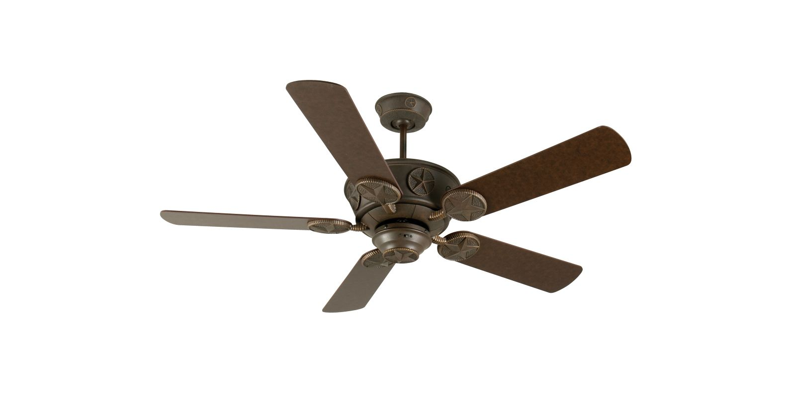 "Craftmade K10871 Chaparral 52"" 5 Blade Indoor Ceiling Fan - Blades"