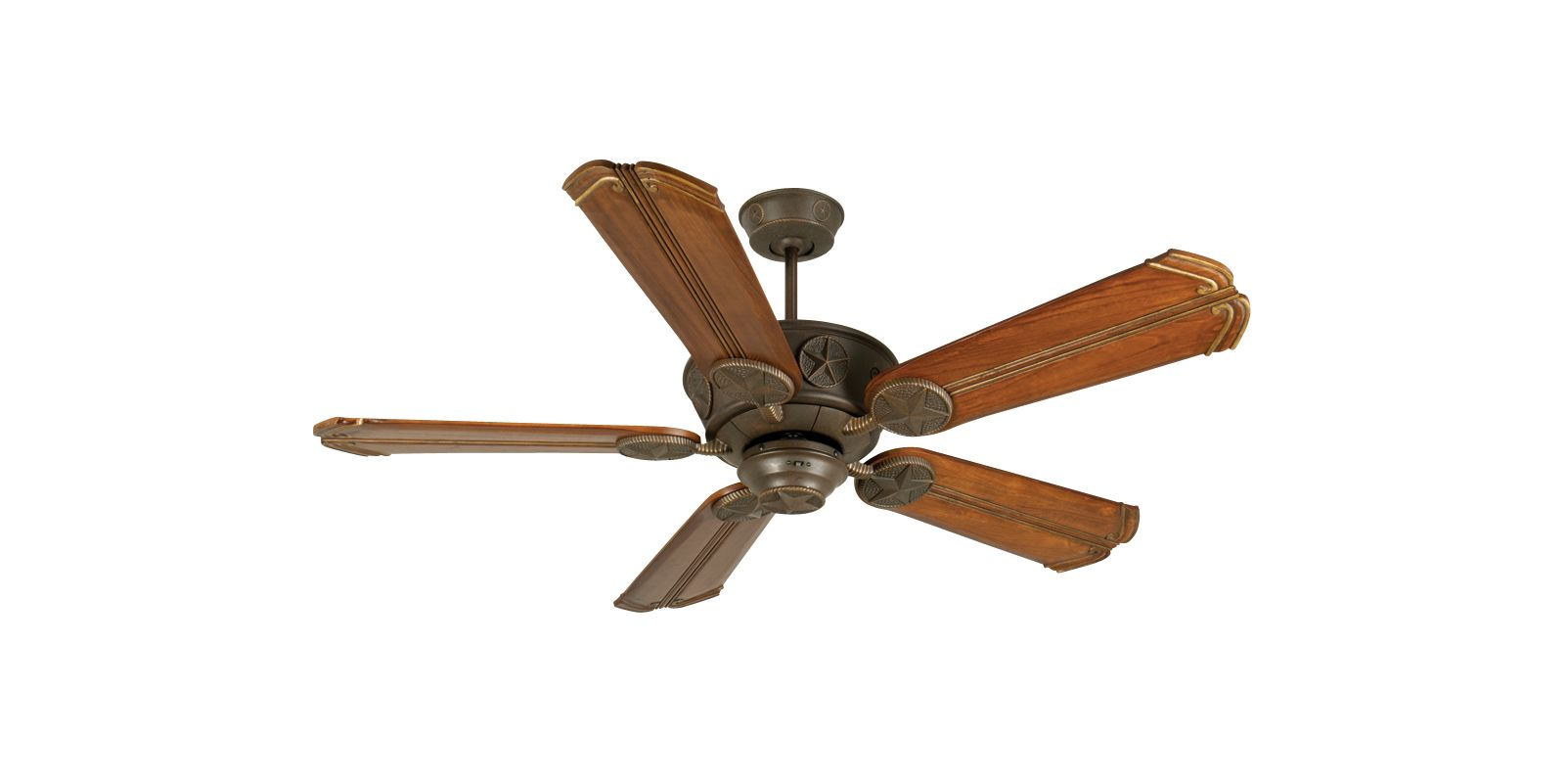 "Craftmade K10873 Chaparral 56"" 5 Blade Indoor Ceiling Fan - Blades"