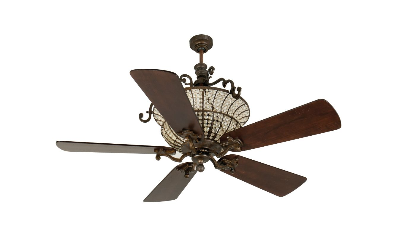 "Craftmade K10878 Cortana 54"" 5 Blade DC Indoor Ceiling Fan - Blades"