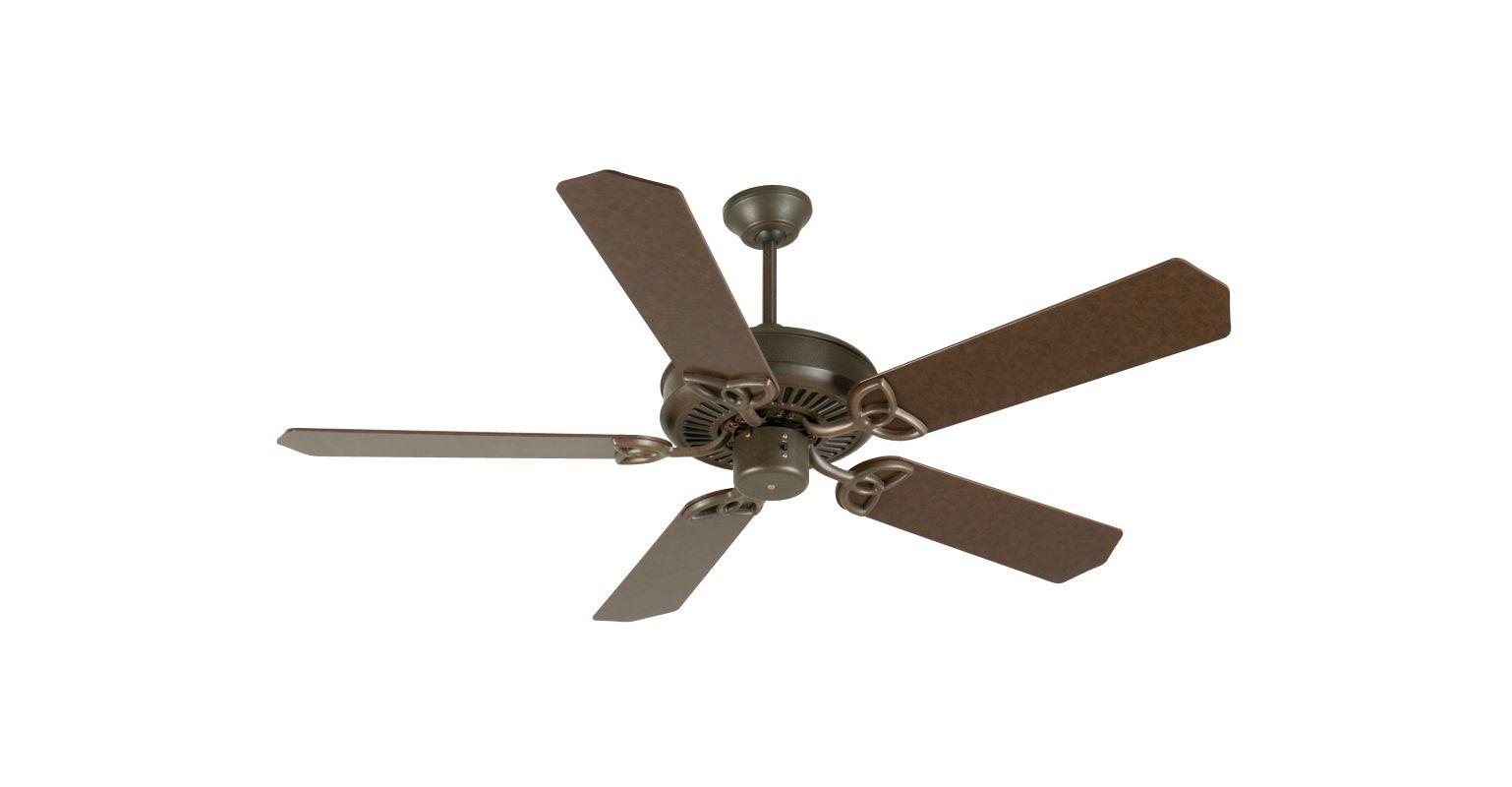 "Craftmade K10931 CXL 52"" 5 Blade Energy Star Indoor Ceiling Fan -"
