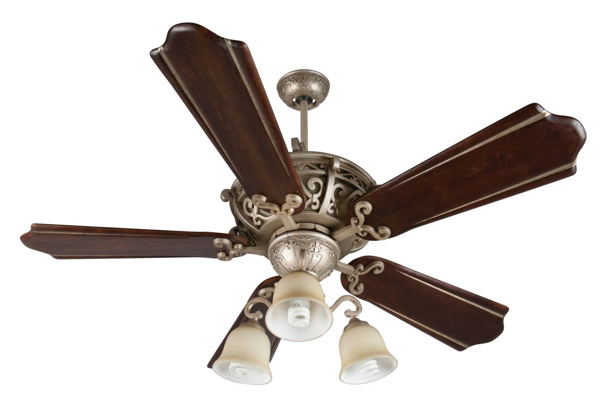 "Craftmade K11013 Toscana 56"" 5 Blade Indoor Ceiling Fan - Blades and"