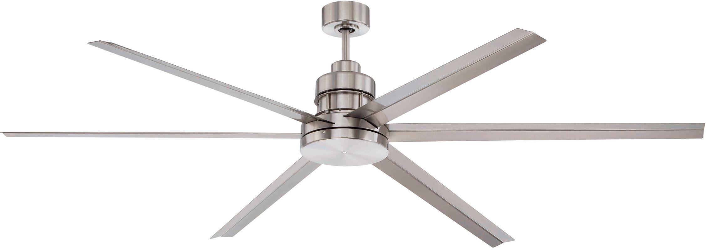 "Craftmade MND726 Mondo 72"" 6 Blade DC Motor Indoor Ceiling Fan -"