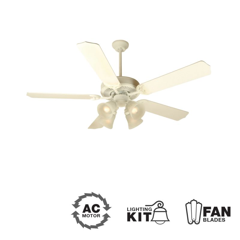 "Craftmade K10630 CD Unipack 203 52"" 5 Blade Indoor Ceiling Fan -"