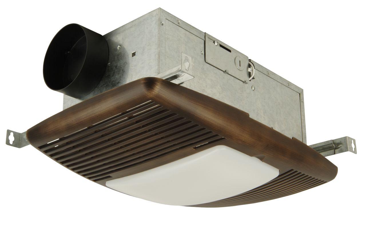 Craftmade TFV70HL1500-BZ Bronze 70 CFM Bath Vent / Heater
