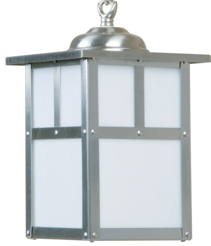 Craftmade Z1841 Mission 1 Light Outdoor Pendant - 6 Inches Wide Sale $105.00 ITEM: bci687677 ID#:Z1841-56 UPC: 647881063221 :