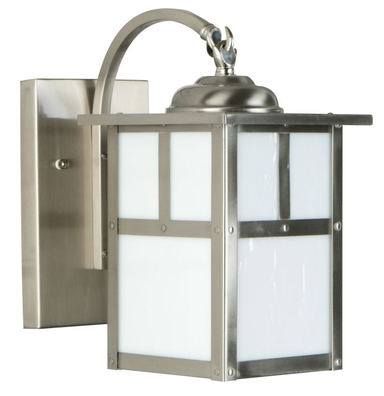 Craftmade Z1844 Mission 1 Light Outdoor Wall Sconce - 6 Inches Wide Sale $89.00 ITEM: bci687680 ID#:Z1844-56 UPC: 647881038571 :