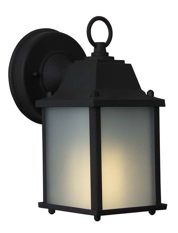 Craftmade Z192-NRG Coach 1 Light Energy Star Outdoor Wall Sconce -