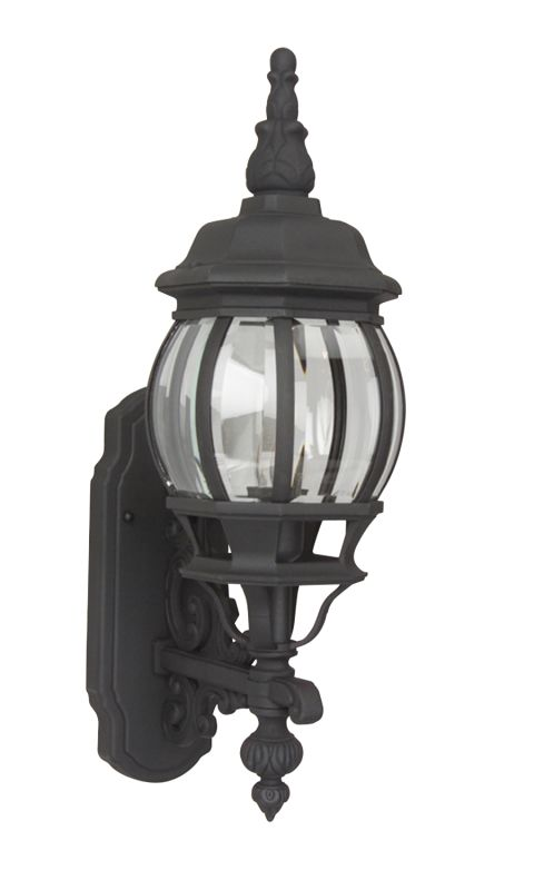 Craftmade Z320 French Style 1 Light Outdoor Wall Sconce - 6.5 Inches Sale $65.00 ITEM: bci1024094 ID#:Z320-05 UPC: 647881017729 :