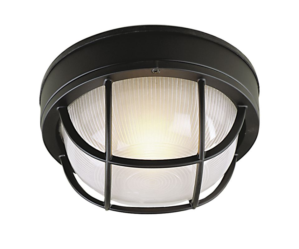 Craftmade Z394 Bulkheads 1 Light Outdoor Wall Sconce - 8 Inches Wide Sale $33.00 ITEM: bci687201 ID#:Z394-05 UPC: 647881017866 :