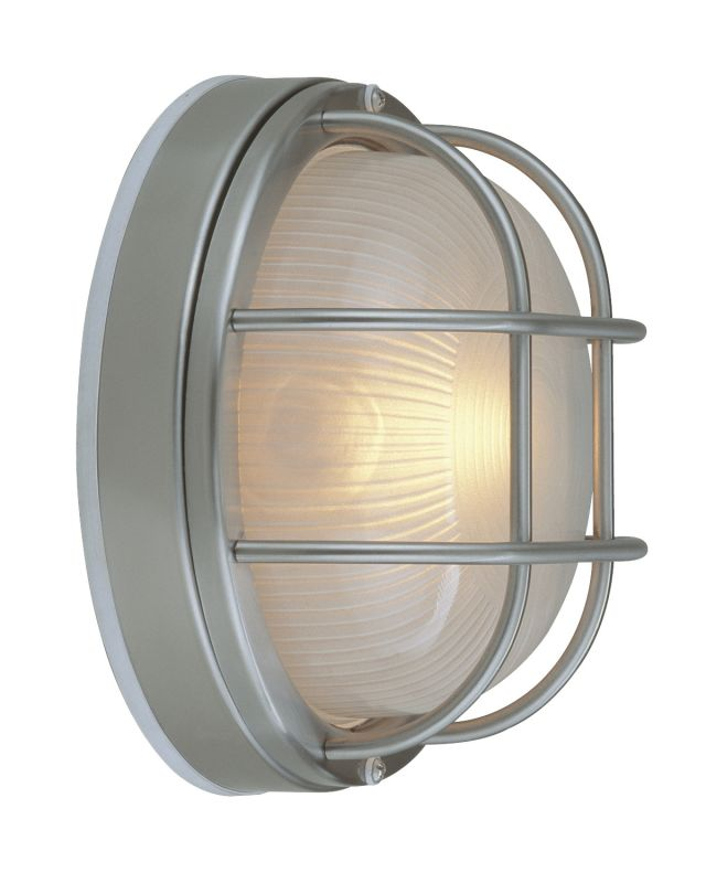 Craftmade Z394 Bulkheads 1 Light Outdoor Wall Sconce - 8 Inches Wide