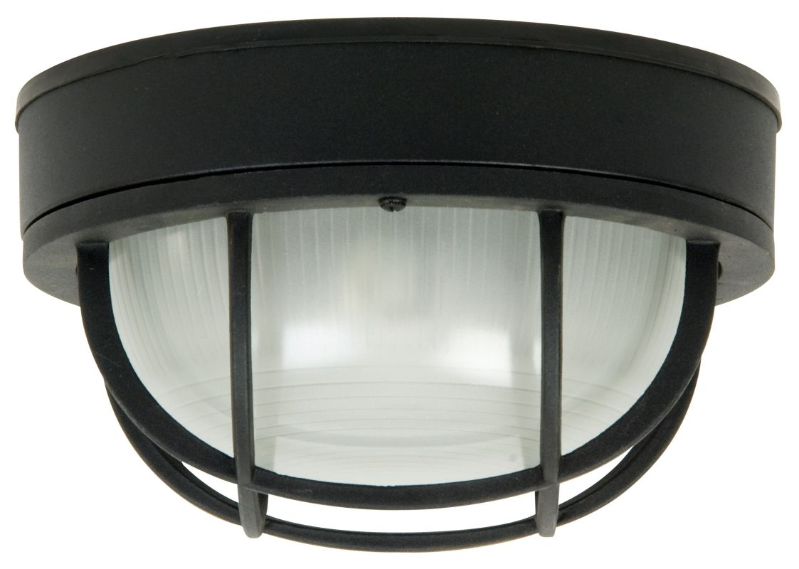 Craftmade Z395 Bulkheads 1 Light Outdoor Wall Sconce - 10 Inches Wide