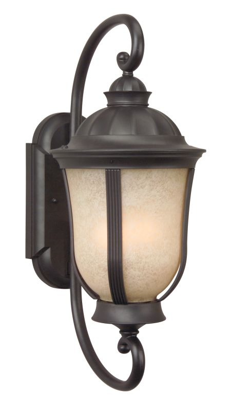 Craftmade Z6100 Frances II 1 Light Outdoor Wall Sconce - 8 Inches Wide