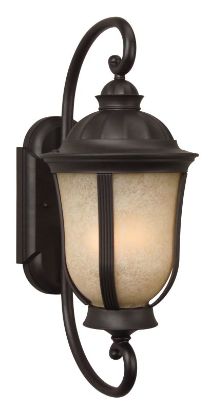 Craftmade Z6110-NRG Frances II 1 Light Energy Star Outdoor Wall Sconce