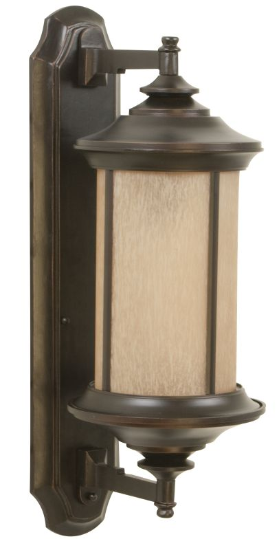 Craftmade Z6500-88 Arden 1 Light Outdoor Wall Sconce - 8.5 Inches Wide