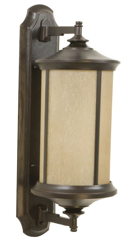 Craftmade Z6510-88 Arden 1 Light Outdoor Wall Sconce - 10 Inches Wide