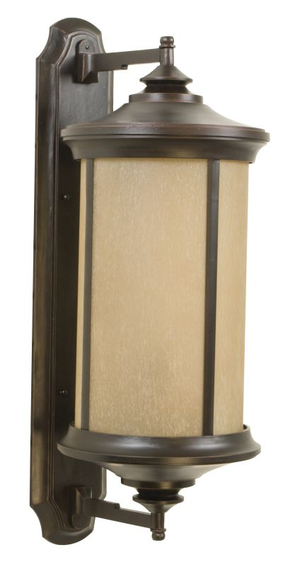 Craftmade Z6520-88 Arden 1 Light Outdoor Wall Sconce - 12 Inches Wide