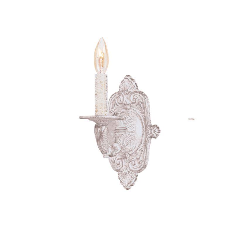 Crystorama Lighting Group 5111 Paris Flea Market 1 Light Candle Style