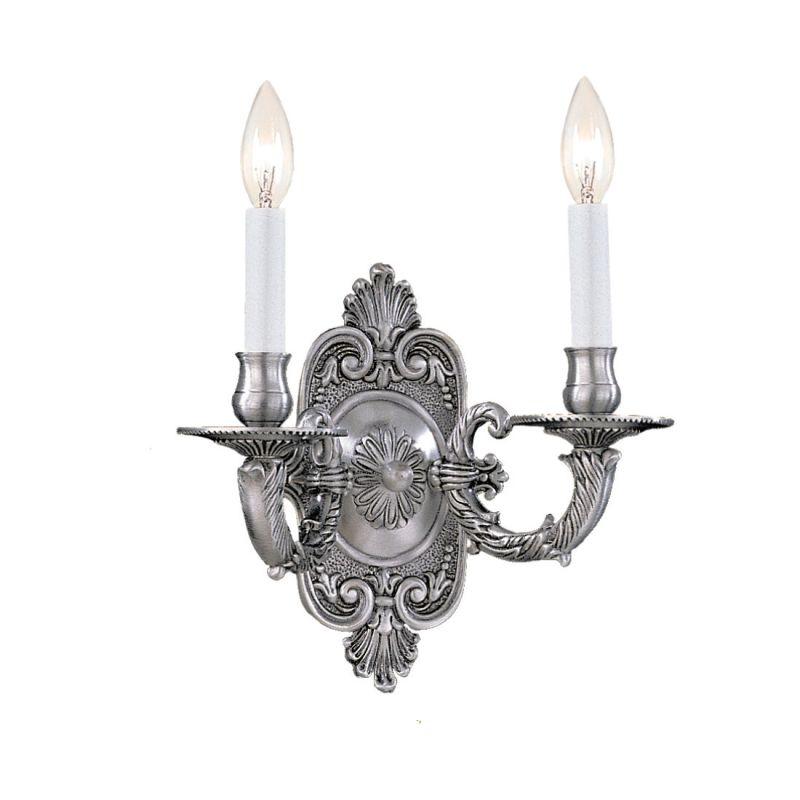 Crystorama Lighting Group 642 Arlington 2 Light Candle Style Double