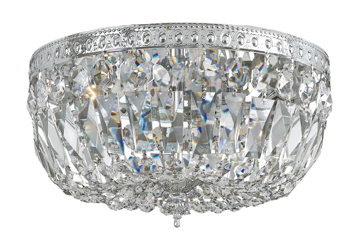 Crystorama Lighting Group 714-CL Three Light Clear Hand Cut Majestic Sale $798.00 ITEM: bci1673867 ID#:714-CH-CL-S UPC: 633779002311 :