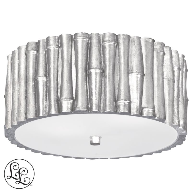 Crystorama Lighting Group 9010 Masefield 2 Light Ceiling Fixture with