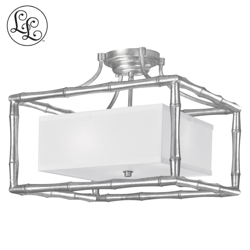 Crystorama Lighting Group 9013 Masefield 3 Light Ceiling Fixture with