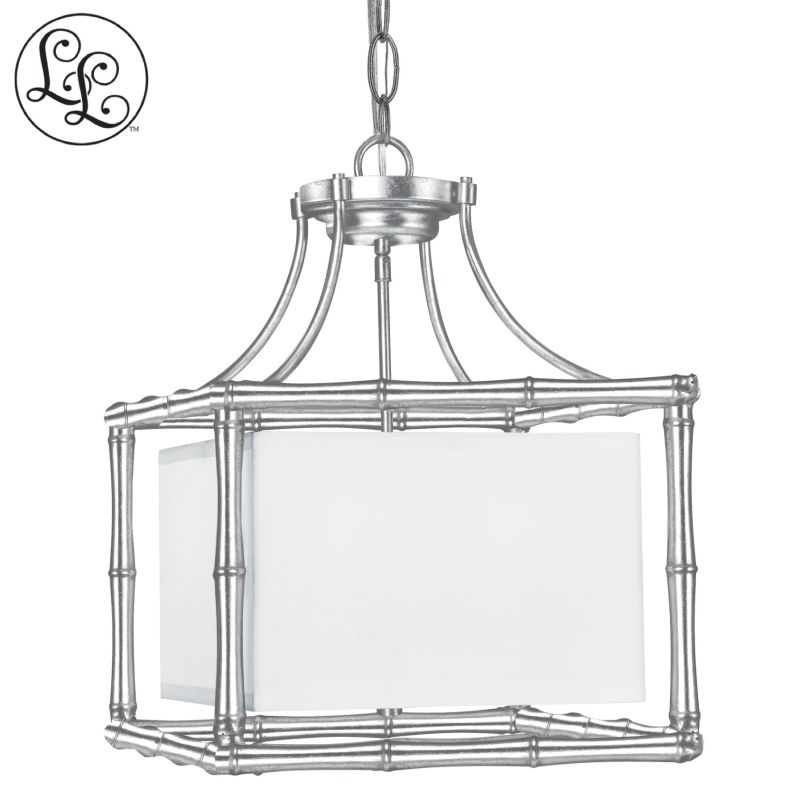 Crystorama Lighting Group 9014 Masefield 4 Light Drum Pendant with