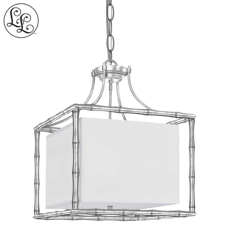 Crystorama Lighting Group 9015 Masefield 4 Light Drum Pendant with