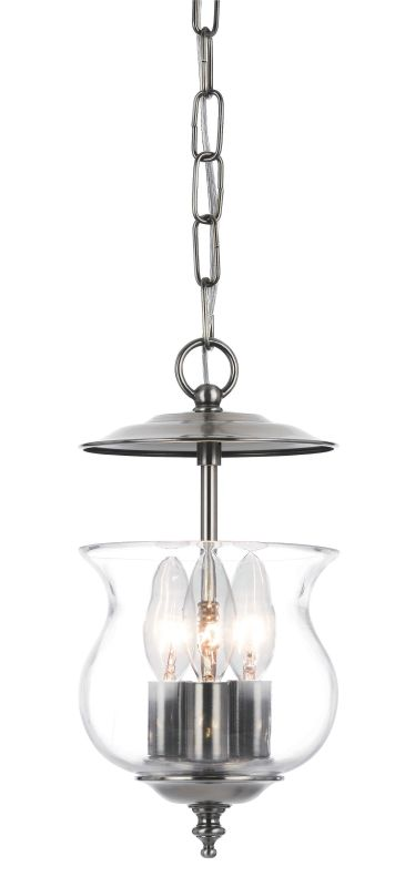 Crystorama Lighting Group 5717 Ascott 3 Light Foyer Pendant with Urn Sale $102.60 ITEM: bci1939237 ID#:5717-PW UPC: 633779016332 :