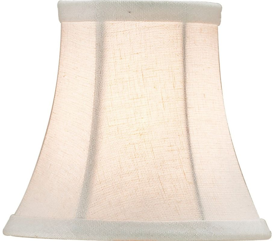 Currey and Company 0375 Small Bone Linen Shade Measuring 3 x 5 x 4.5 Sale $50.00 ITEM: bci1378644 ID#:375 :