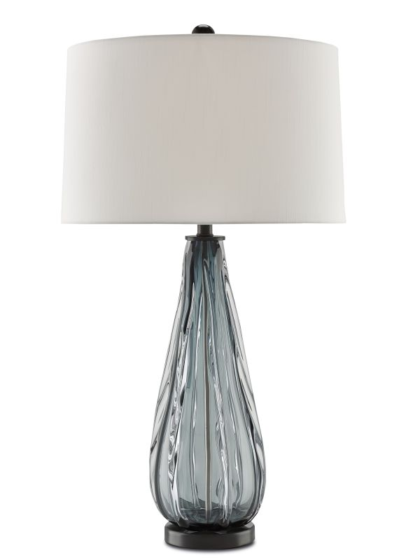 """Currey and Company 6000-0027 Nightcap Single Light 18"""" Wide Accent"""