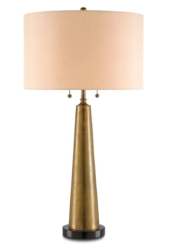 Currey and Company 6491 Hyde Park 2 Light Table Lamp with Gold Sale $780.00 ITEM: bci2604793 ID#:6491 :