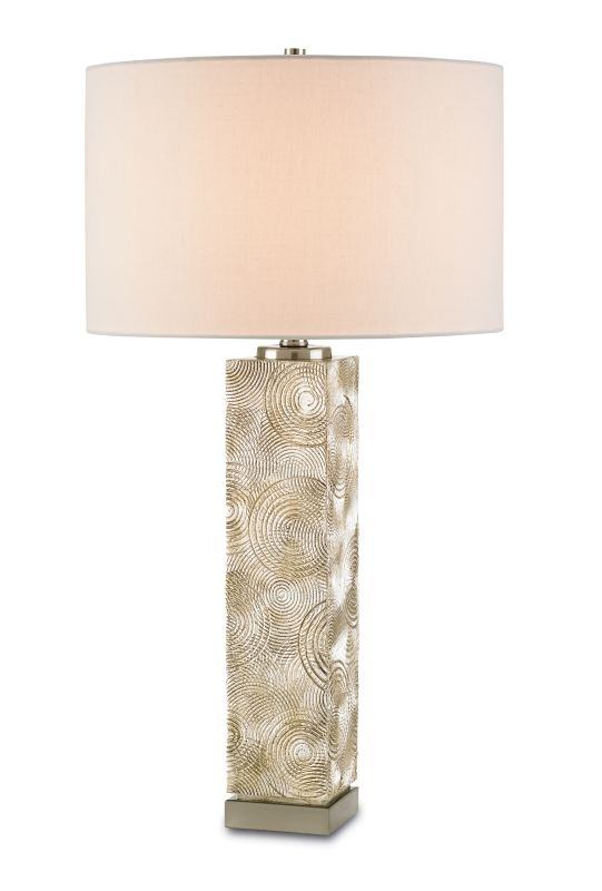 Currey and Company 6526 Sunbeam 1 Light Table Lamp with Off White Sale $390.00 ITEM: bci2604798 ID#:6526 :