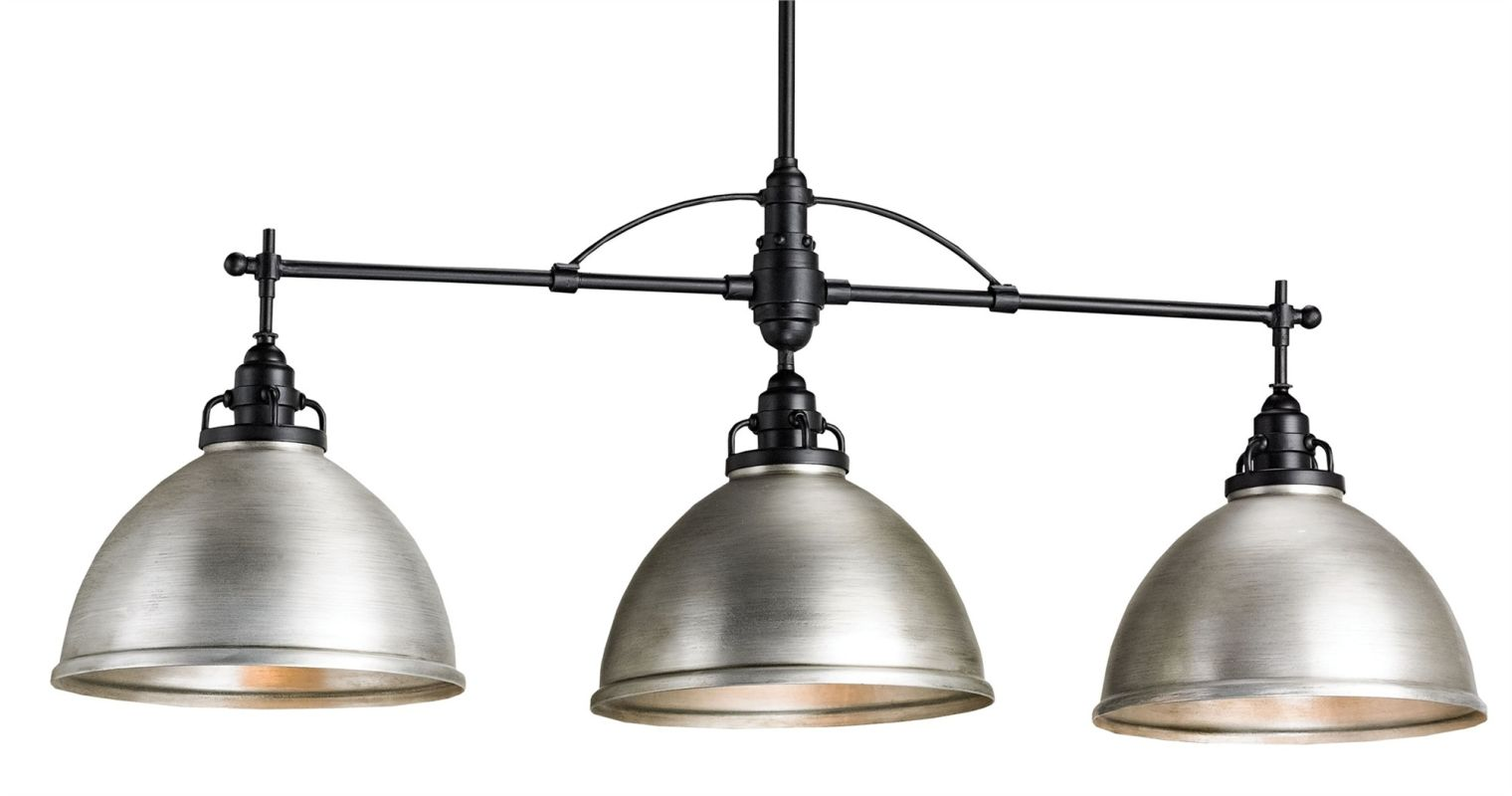 Currey and Company 9209 Satin Black Industrial NULL Chandelier