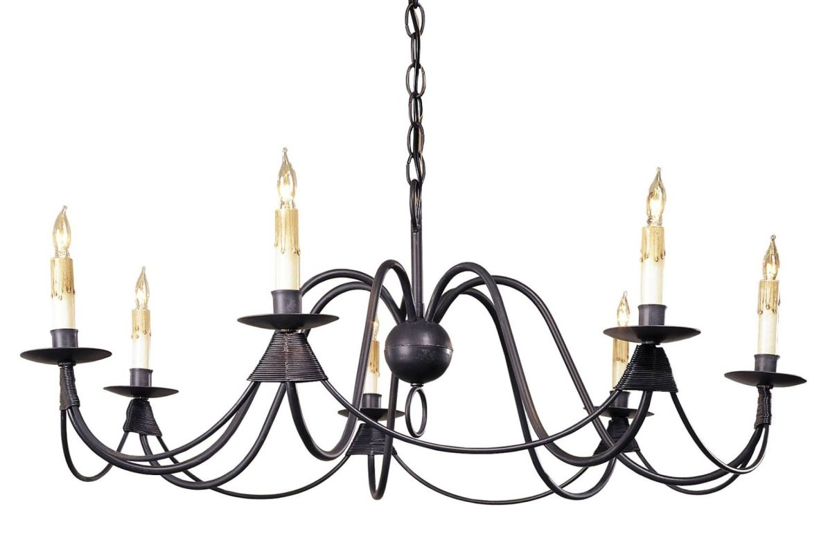 Currey and Company 9500 French Nouveau Chandelier with Customizable