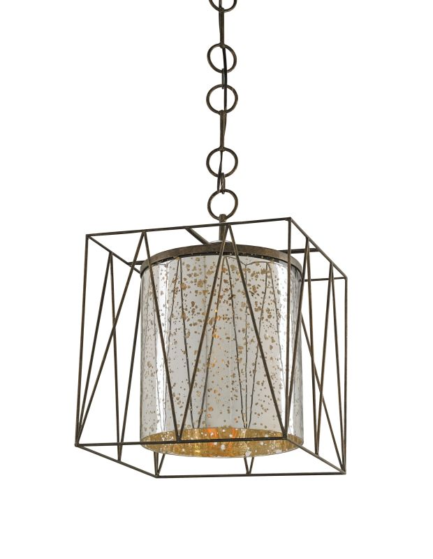 Currey and Company 9565 Marmande 1 Light Full Sized Pendant Cupertino