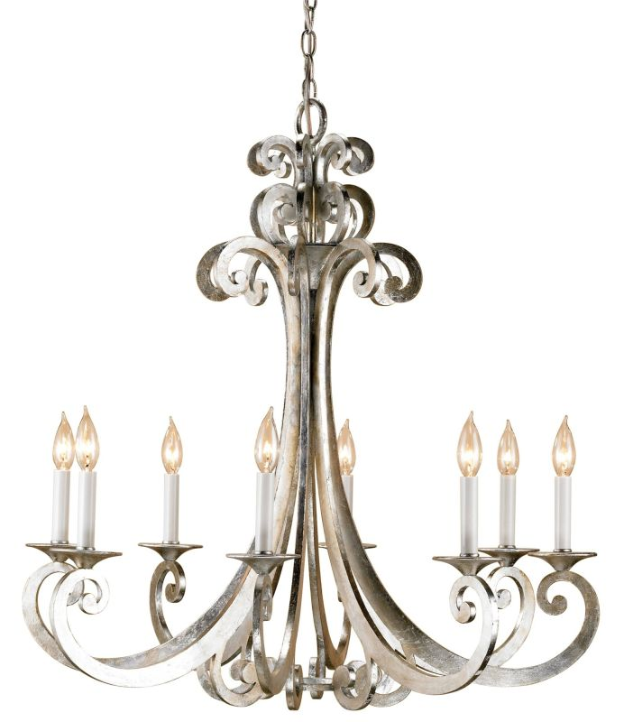 Currey and Company 9666 Constellation Chandelier with Customizable
