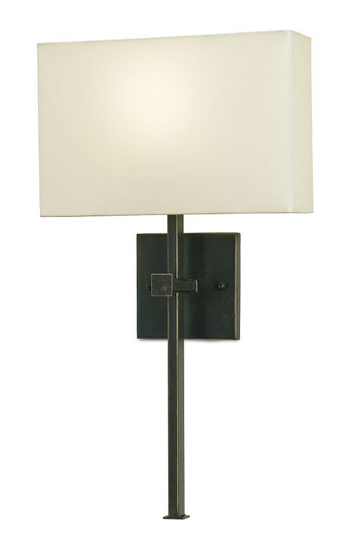"Currey and Company 5905 Ashdown 22""H 1 Light ADA Wall Sconce with"