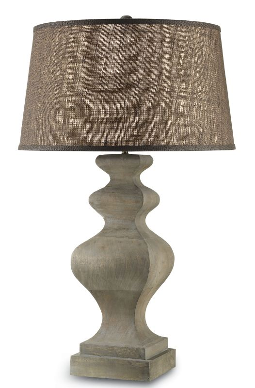 Currey And Company 6218 Washed Flax Petrus 35 Quot H 1 Light