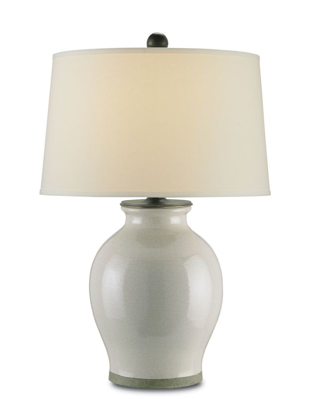 Currey and Company 6432 Fittleworth 1 Light Table Lamp Feather Gray Sale $510.00 ITEM: bci2131409 ID#:6432 :