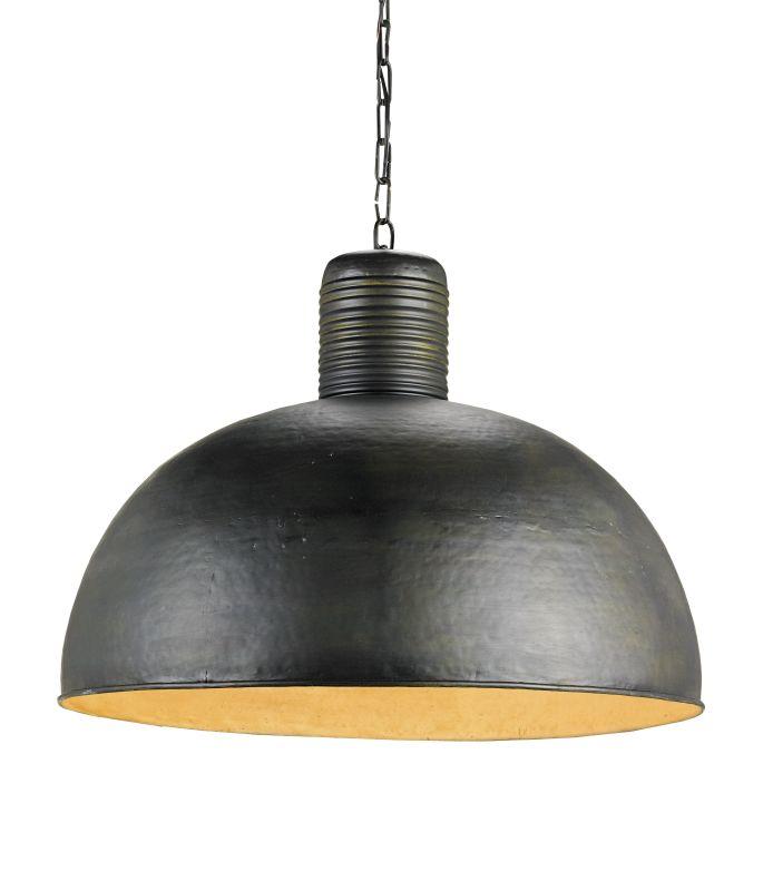 Currey and Company 9781 Dark Blackened Steel Industrial Saga Pendant Sale $990.00 ITEM: bci1978610 ID#:9781 :