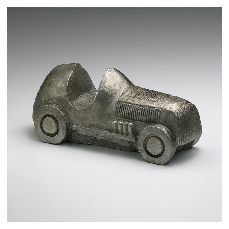"Cyan Design 01905 4.75"" Automobile Token Pewter Home Decor Statues &"