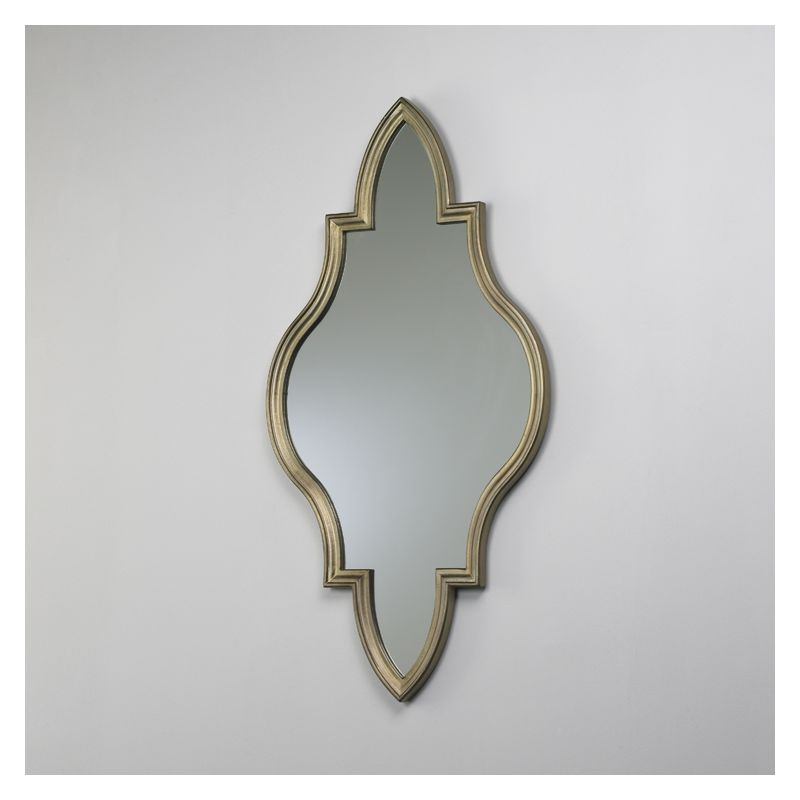 "Cyan Design 02230 38.25"" Vienna Mirror #1 Canyon Bronze Home Decor"