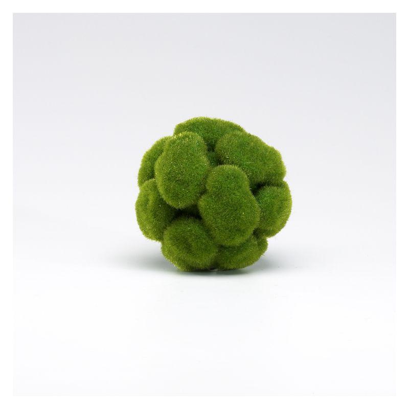 Cyan Design 02607 Small Moss Sphere Moss Green Home Decor Bowl & Vase