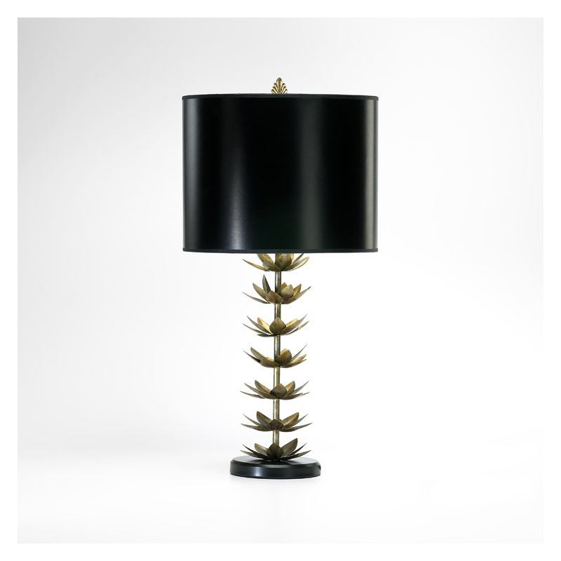 "Cyan Design 02806 29"" Lotus Leaf Table Lamp from the Lighting"