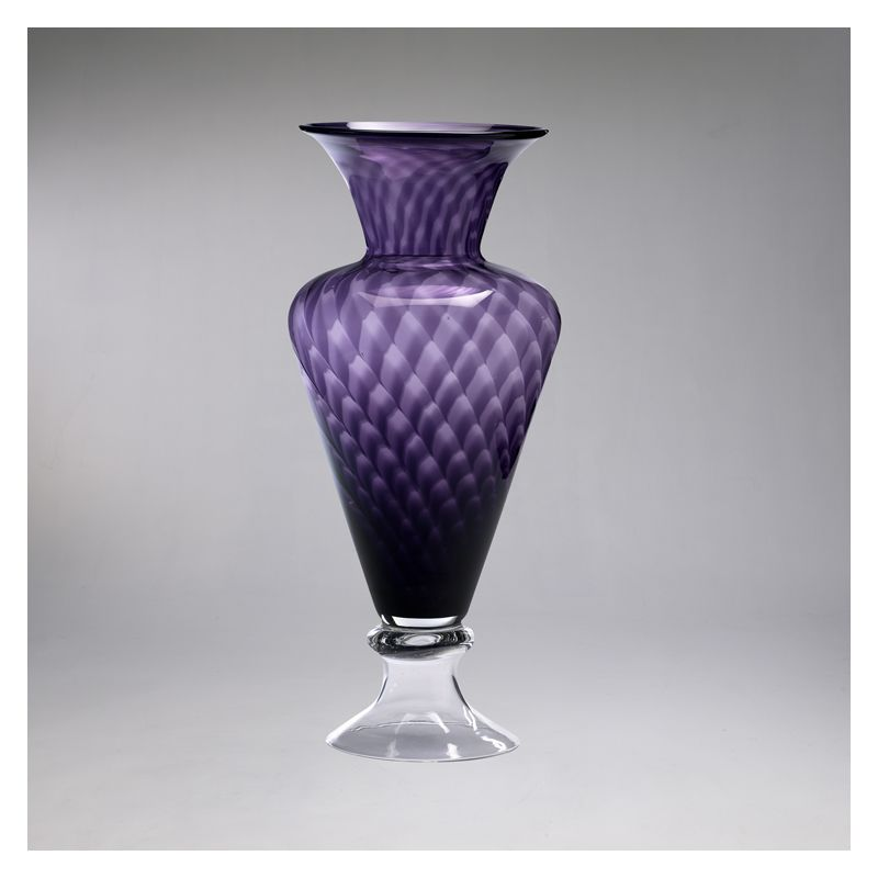 "Cyan Design 03046 30"" Purple Clementine Vase Home Decor Vases"