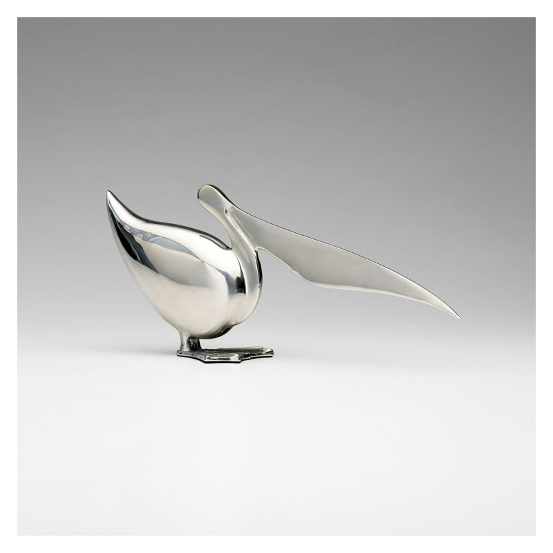 "Cyan Design 03064 5"" Pelican Sculpture Home Decor Statues &"