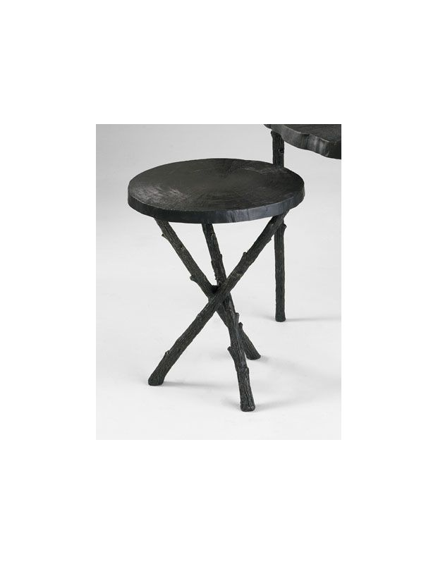 """Cyan Design 03083 20"""" Tripod Side Table Furniture End Tables"""