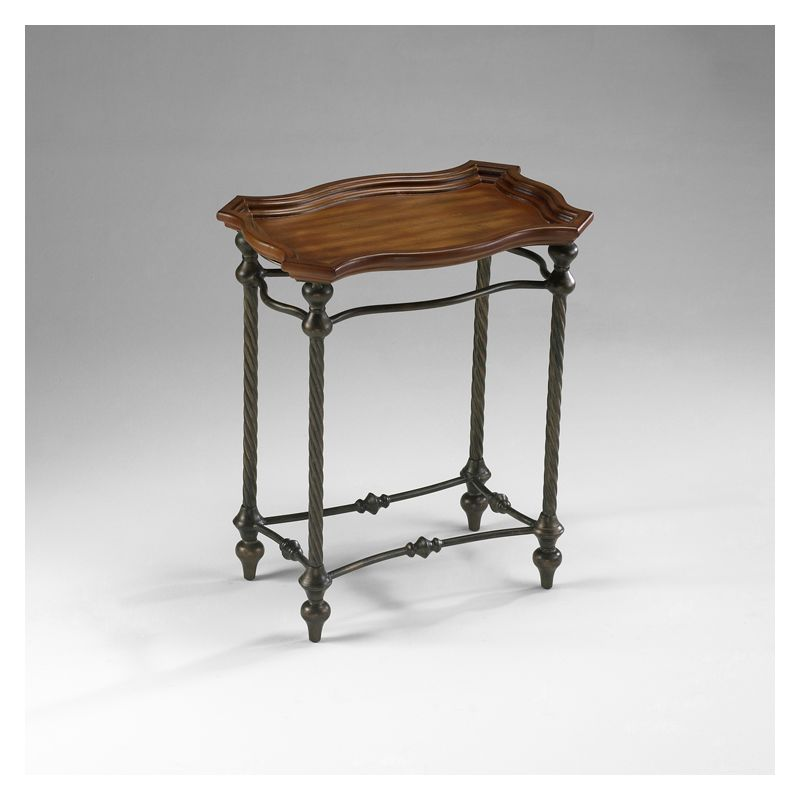 "Cyan Design 04097 26.25"" English Rectangle Side Table Furniture"