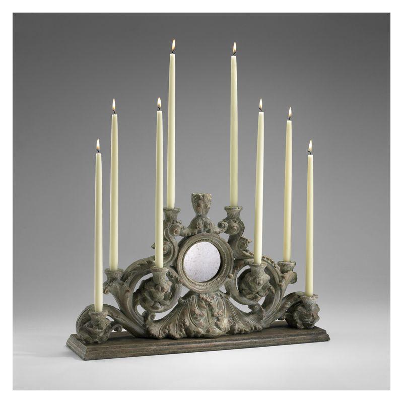 cyan design 04104 1675 european candleholder home decor candle