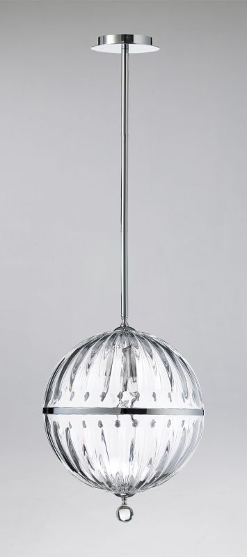 Cyan Design 04207 1 Light Large Globe Pendant from the Janus